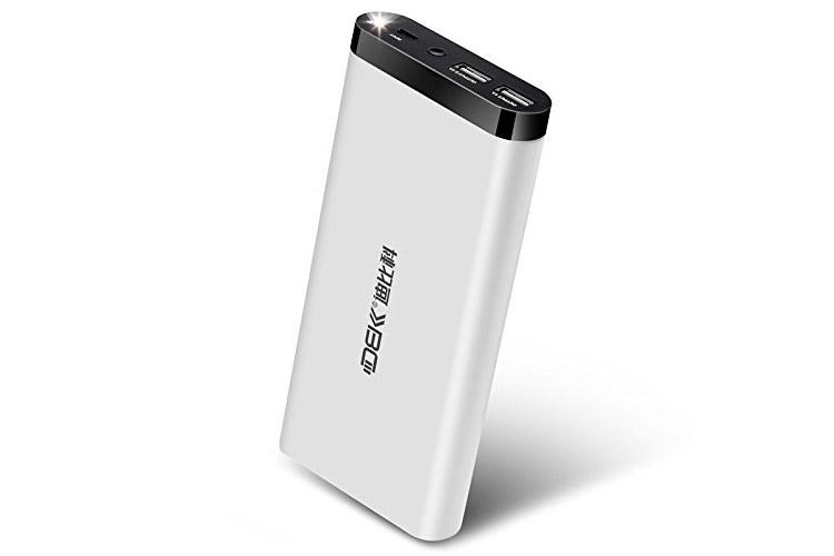 dbk n20 ultra compact 20000mah batterie exterie